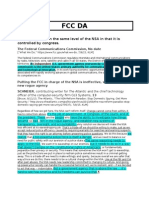 FCC DA