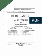 6 Airs Varies Op89 V