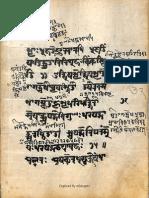 Bhagavata Gita_Yoga Vashishtha and 9 Other Texts Sharada Manuscript No 4 - Found in Ram Krishna Mission Srinagar_Part2