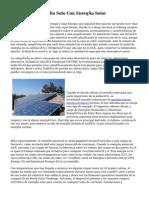 Atravesar A Australia Solo Con Energía Solar