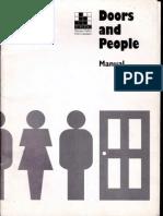 Doors & People manual