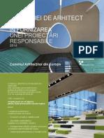 14-11-27 Rolul Arhitectului in Furnizarea Unei Proiectari Responsabile