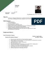 Jahanzeb Siddique Profile