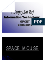 Space Mouse Sajay