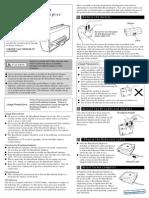 Hardware - Broadband Adapter - Manual - DC