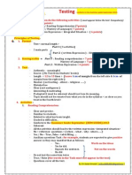 How to Plan Tests and Exams According to the BEM Guide 2013 Typology