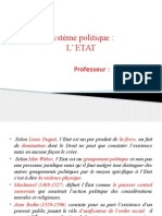 Systeme politique (2)