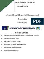 1. International Financial Environment.ppt