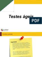 Testes Ageis SP