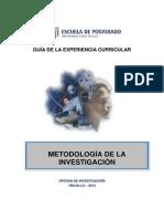 Guía de Metodología de La Investigación 2013. PDF