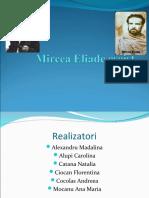 Mircea Eliade eseist