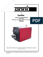 Boiler Manual Updated