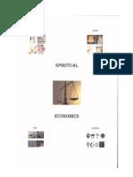 "SPIRITUAL ECONOMICS ""The Quest For The Nine Veils"""