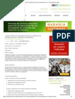 Curso Tecnicas de Gestion de Los Servicios Generales en La E..
