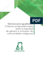 Democracia Igualitaria|