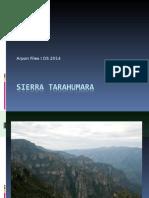 Sierra Tarahumara- México