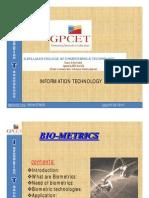 biometric-Praveena