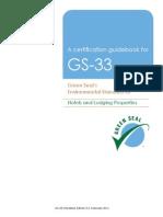 GS-33 Guidebook 2014