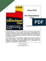 Juergen Roth Der Deutschland Clan