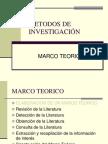 Marco Teorico 2013