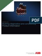 aisladores fabricación y pruebas en AIS