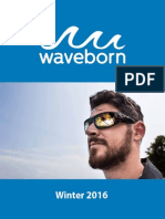 Waveborn Catalog - Winter 2016