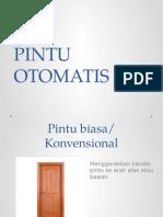 PINTU OTOMATIS