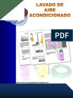 LIMPIEZA de AIRE ACONDICIONADO - Manualesydiagramas.blogspot.com