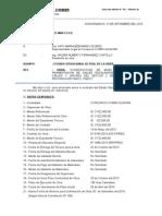 Informe Situacional Al 03.09.2015