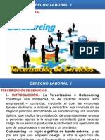 Tercerización  LABORAL EN EL PERU