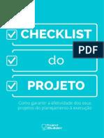 CheckList Do Projeto