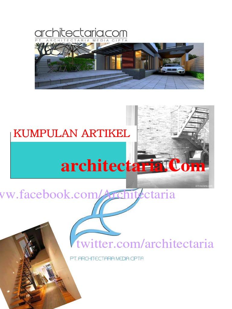 1521 Kumpulan Artikel Architectaria