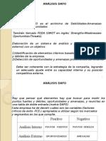 analisis dafo