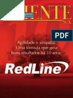 Especial Redline - Parte Integrante da Revista ClienteSA edição 27 - Maio 04