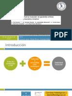 Presentación paper evolución de la fuerza muscular en paciente con VM