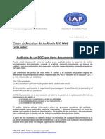 Documentación mínima al pasar auditorias.ISO-IAF.pdf