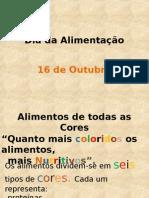 REVISÃO DAS CORES