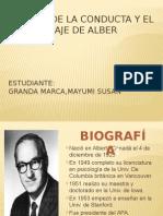 Albert Bandura Diapositivas