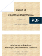 Industria Metalmecanica