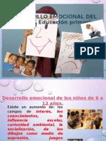 Desarrollo Emocional Del Niño de Educación Primaria