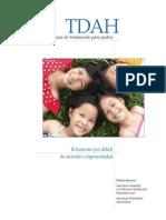 Guia -De Tratamiento Tdah Para Padres