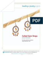 Coiled Gem Drops