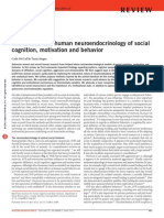 McCall,The Animal and Human Neuroendocrinology of Social Cognition Motivation and Behavior_Nature Neuroscience,2012