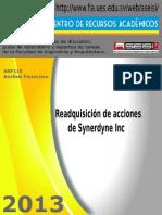 ANF1 13 E Caso de Estudio Synerdyne