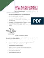 Ejercicio Derechos Fundamentales