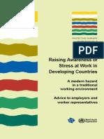 Raising Awareness of Stress