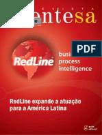 Especial Redline - Parte Integrante da Revista ClienteSA edição 77 - Novembro 08