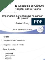 X- Tabagismo // Dr. Gustavo Godoy