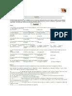 Examen de Diagnostico 2 Grado