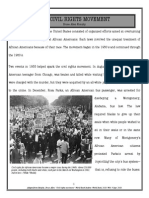 activereadingmodel the civil rights movement